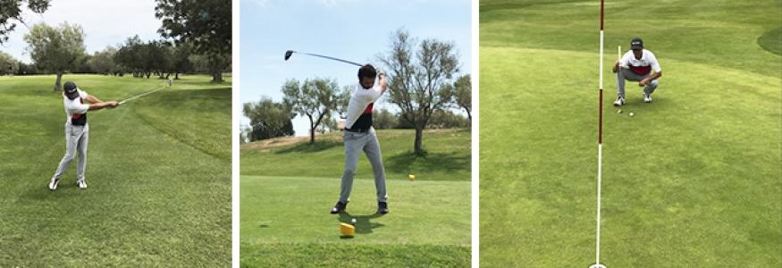 Golf Panorámica Lymsa golf team Copa Levante