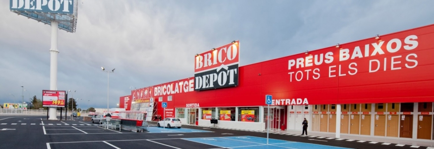 Brico Depôt Tarragona Spain
