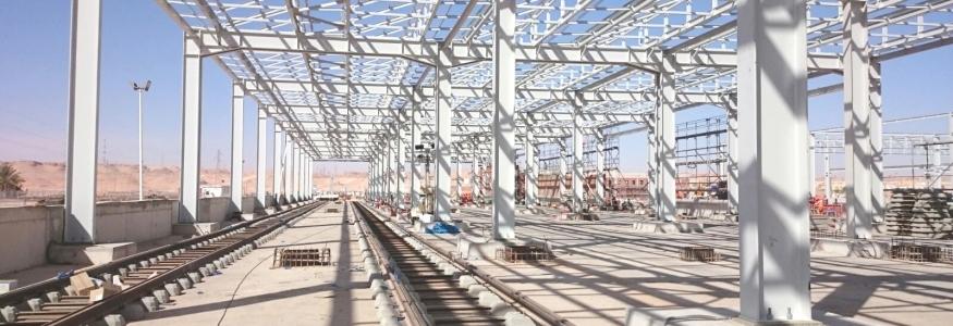 tranvía Ouargla Argelia