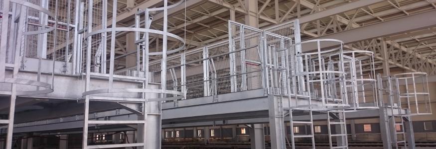 tram Ouargla Algerie lymsa construcciones