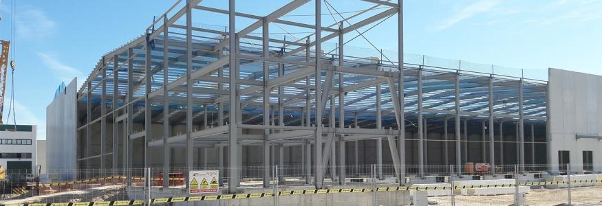 Hiperber logistic center alicante Valencia