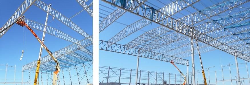 Ultracongelados Azarbe Virto construcción Lymsa