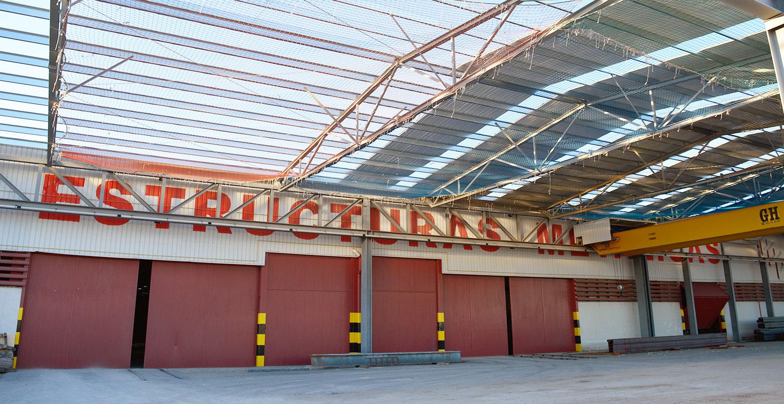 Mejora instalaciones Yecla Construcciones Lymsa