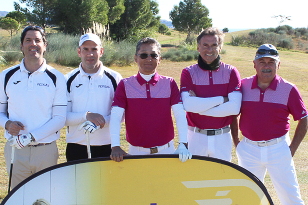 Copa Levante final Villaitana golf Lymsa