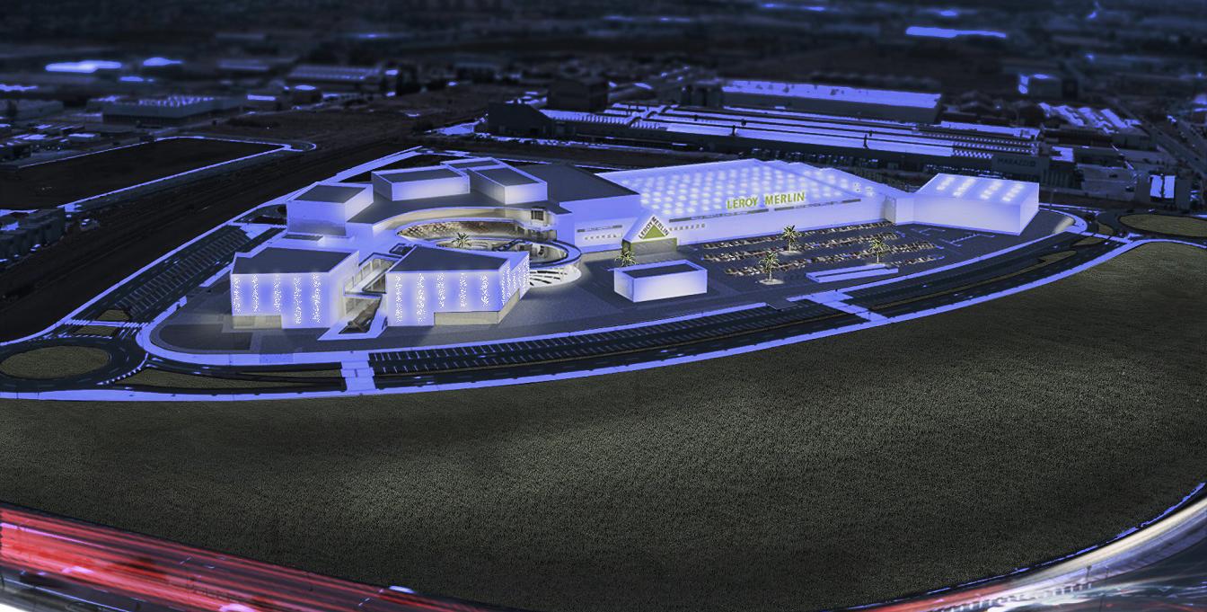 Leroy Merlin Castellon Estepark centro comercial