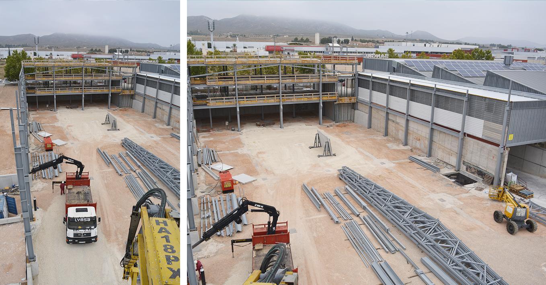 Sancal_sofas_Yecla_construccion_nave_industrial_lymsa