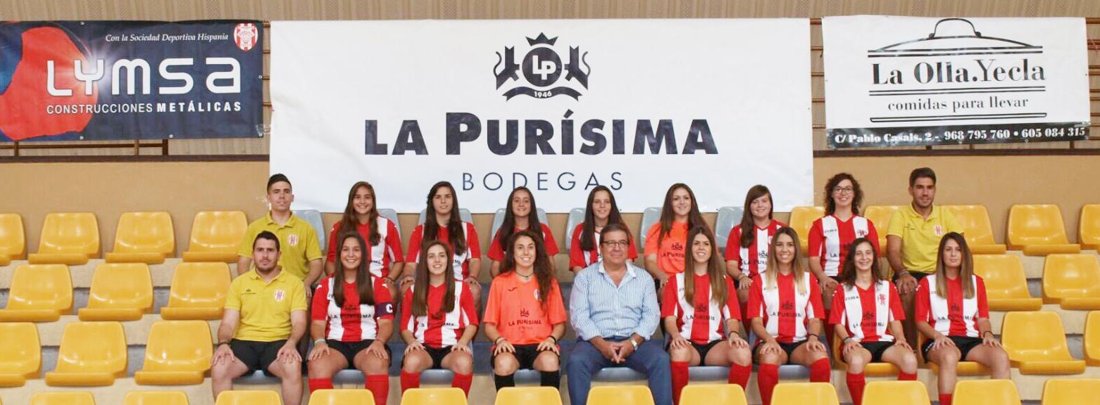 Hispania club de fútbol sala Yecla