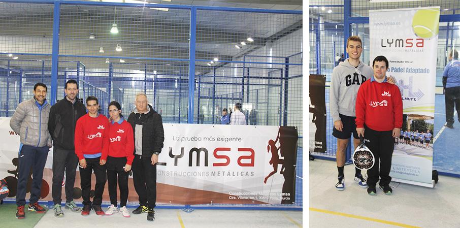 Torneo de padel No Hay Límite Yecla Lymsa